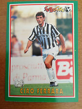 SUPERCALCIO 1996 1997 96 97 n 64 CIRO FERRARA Figurina Sticker Panini NEW