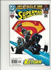 Superman: Man of Steel  #117 NM