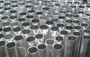 "Aluminum Round Tubing - 1"" OD x .050"" x 48"" Long NEW"