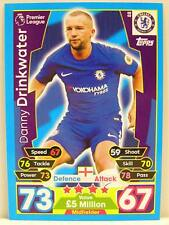 Match Attax 2017/18 Premier League - #088 Danny Drinkwater - Chelsea FC