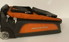 Neil Pryde Insulated , food storage and Travel Bag suitcase for camping Orange