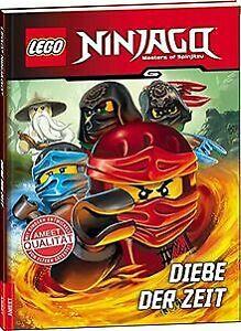 LEGO® NINJAGO® Diebe der Zeit | Buch | Zustand sehr gut