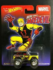Hot Wheels Pop Culture '67 Ford Bronco Roadster  Marvel   Metal w/Real Riders