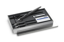 Lamy Joy Calligraphy Fountain Pen Set in Matte Black with Silver Cap (3 Nibs)