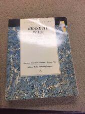 Expert Advisor: dBASE III Plus Debby Moody & Tom Rettig 1988, Paperback-74P