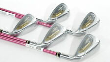 NEW -Ladies- HONMA BERES 3 STAR IRONS (7-11) RH Womens Flex #259042