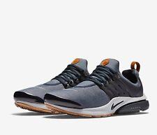 "Nike Air Presto Premium Pack in denim"" ""OSSIDIANA Grigio Taglia UK 8 EU 42.5 US 9 NUOVE"