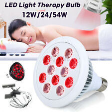 Red LED Therapy Light Pain Relief Wrinkle Removel 660nm 880nm Infrared   ! h