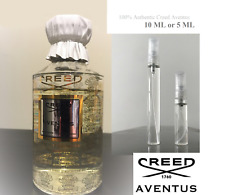 Creed Aventus for Men 100% Authentic 10 ML RARE Batch 18B11 FAST USA SHIPPING!!!