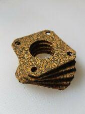 (5Pk) NEMA17 Stepper Motor Damper Isolator Cork Gaskets 2mm thick. High Quality.