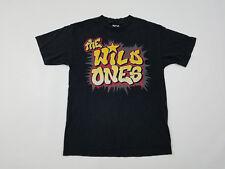 The Wild Ones T Shirt Men's Medium Wild Style Graffiti Graphic USA Famous Stars