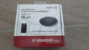 Albrecht DR461 Internetradio-Tuner zum nachrüsten von Stereoanlagen