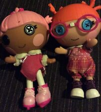 """2 Lalaloopsy doll 7"""""""
