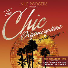 Chic Organization - Up All Night (the Greatest Hits) By Nile [2 CD]