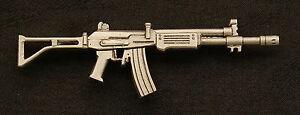 Empire Pewter Galil Pewter Gun Pin