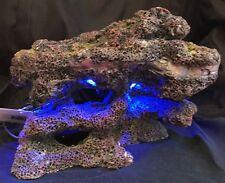 Coral Reef Rock LED Lighting IMITATION POLYRESIN Aquarium Decoration – PPBAS516