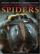 Centipedes, Millipedes, Scorpions, and Spiders by Gilpin, Daniel-ExLibrary