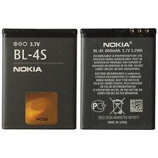 BL-4S BL4S Original Nokia Batterie Pile Accu ORIGINE NOKIA Pour 7610 Supernova