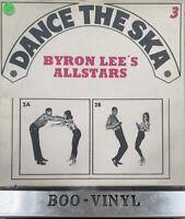 Byron Lees Allstars- Dance The Ska Vol.3 Rare Vinyl Record Nr Mint Con