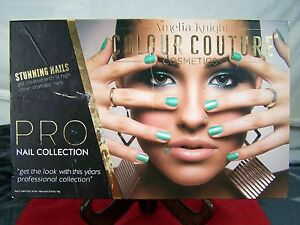AMELIA KNIGHT COLOUR COUTURE COSMETICS PRO NAIL COLLECTION POLISH PENS BEADS