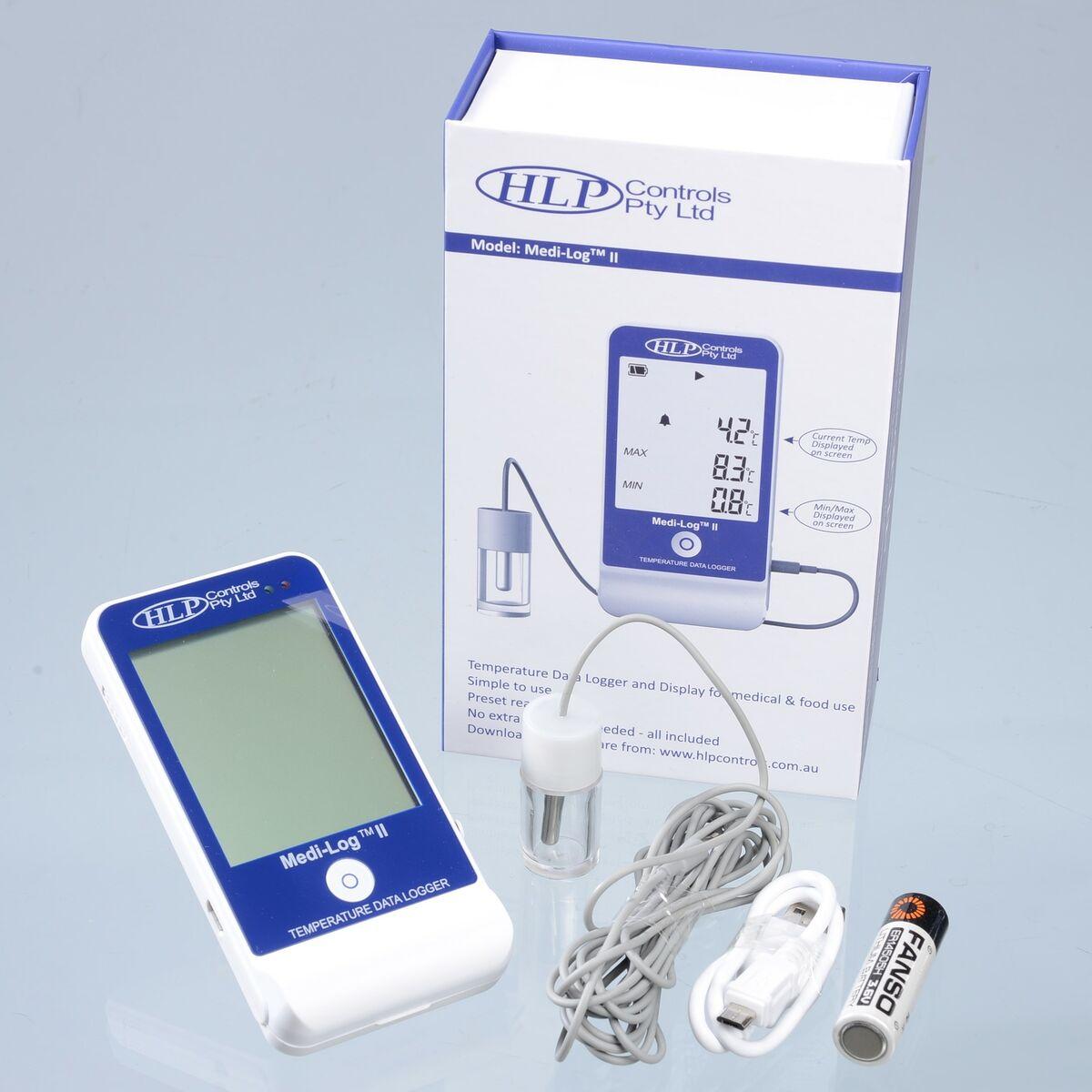 HLP Controls Test & Measure