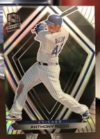 Anthony Rizzo 2020 Panini Chronicles Spectra #82 Silver Prizm Chicago Cubs