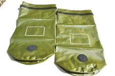 New listing Two USMC Issue SealLine MACS SACKS Waterproof Dry Bag 9L OD Green New