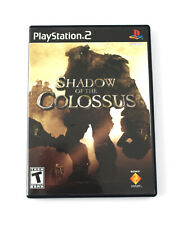 Shadow of the Colossus Greatest Hits (Sony PlayStation 2, 2006) Black Case
