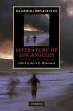 The Cambridge Companion To The Literature Of Los Angeles (cambridge Companion...