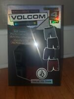 "Volcom Men's Boxer Briefs Size Large 36-38 Comfort Fit Underwear 5.5"" Inseam New"