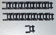 Lego Technic Technik 25 x Kettenglied schmal schwarz Kettenglieder #3711