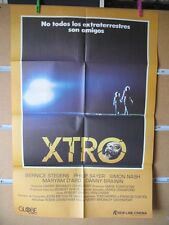 592     XTRO-NO TODOS LOS EXTRATERRESTRES SON AMIGOS