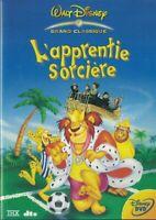 DVD L'APPRENTIE SORCIERE WALT DISNEY