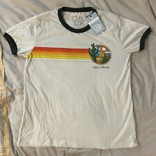 Chaser New Mexico desert tee shirt top cactus