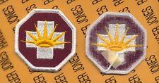 US Army 8th Medical Brigade dress uniform patch