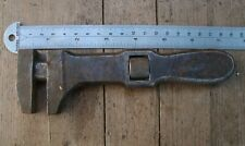 Billings & Spencer Co Usa Vintage Bicycle Adjustable Wrench Spanner Tool
