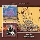The Nitty Gritty Dirt Band - Hold On/Workin' Band (2015) CD NEW SPEEDYPOST