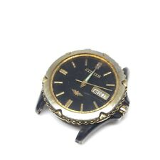 Citizen 8200  automatic watch with transparent back case to restore        -1515