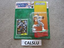 1994 EMMITT SMITH DALLAS COWBOYS ☆HALL OF FAME☆ STARTING LINEUP FIGURE & CARD