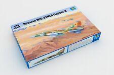 Trumpeter 02856 1/48 Russian MiG-23MLD Flogger-K
