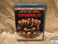 The Expendables Blu-Ray 2010