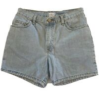 "VTG Calvin Klein Women's 8 Jean Denim Shorts 5"" Easy Fit Light Wash DIY"