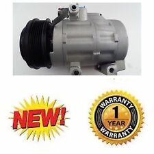 NEW A/C COMPRESSOR W/ CLUTCH 2007-2014 FITS FORD/LINCOLN 3552CH