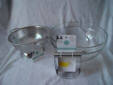 New listing Martha Stewart Collection Pie Lover's Package, Pastry Blender, Bowl, Colander