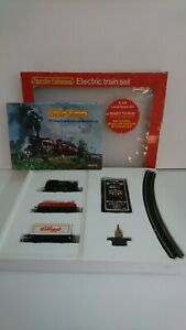 Vintage 1974 Hornby Railways Electric Train Set With Booklet - Complete