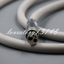 Silicone Dental High Speed Turbina Handpiece Tubing Hose Tube Connector 4 Holes