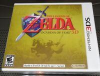The Legend of Zelda: Ocarina of Time 3D (Nintendo 3DS)