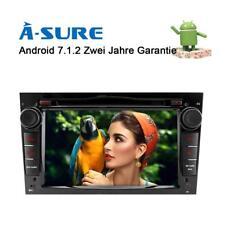 NEU hochrüstet Android 7.1.2 DVD GPS fuer Opel Zafira B Astra H Corsa D Vivaro