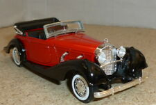 1:43 Corgi Solido Century of Cars - Mercedes 540K 1939