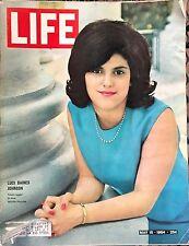 LIFE MAGAZINE May 15 1964 * Ore in Ontario * Willie Mays * Helena Rubinstein